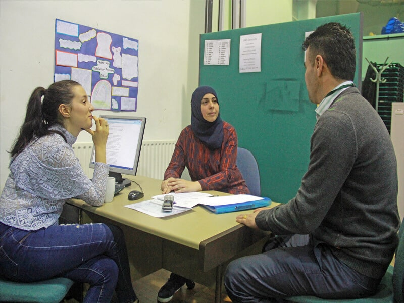 Image: language interpreting services